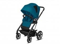 Sportinis vežimėlis Cybex Talos S Lux pushchair River Blue, Black frame