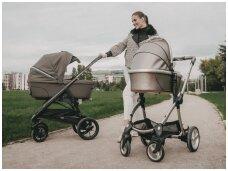 Testuojame vežimėlius kartu su Babyblog