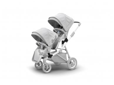 Thule Sleek adapteriai dvynukų vežimėliui 2