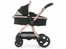 Universalus vežimėlis 2in1 EGG 2 Diamond Black Limited Edition