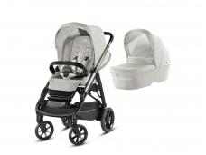 Universalus vežimėlis 2in1 Inglesina Aptica ICeberg Grey