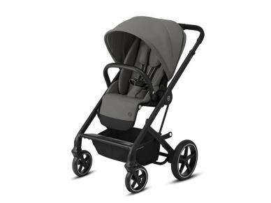 Universalus vežimėlio komplektas 2in1 Cybex Balios S Lux Soho Grey / Black 2
