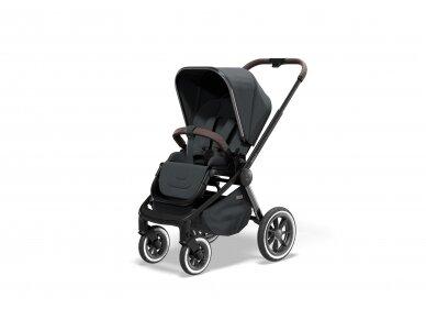 Universalus vežimėlio komplektas Moon Resea S Edition 2 in 1 Anthrazit 5